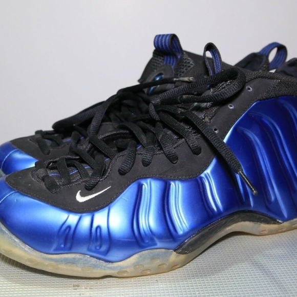 finest selection 463ad 9a0c0 Nike Air Foamposite One XX Royal Blue Foam Size 10